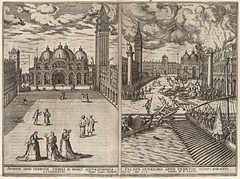 Franz Hogenberg & Georg Braun - Venetos (1597) (Pau NG) Tags: franzhogenberg art engravings venice venezia 1597 georgbraun