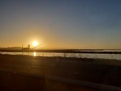 Sunrise over Dumbarton Bridge (quinn.anya) Tags: sunrise bridge dumbartonbridge morning commute