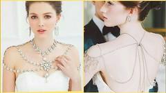 Top Stylish Shoulder Necklace Buy Online/shoulder Jewellery //Bridal Shoulder Pearl Jewellery (The Beauty Writer) Tags: top stylish shoulder necklace buy onlineshoulder jewellery bridal pearl