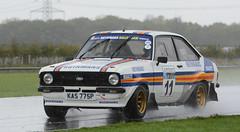 Ford Escort mark II (rallysprott) Tags: sprott wdcc rallysprott 2018 castle combe rallyday wet rain rally motor sport car nikon d7100 ford escort mark 2 ii