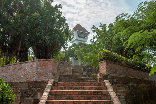 Fort Zeelandia - Taiwan