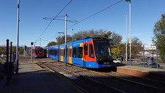 18i737_HydePark (Felixjaz) Tags: hydepark sheffield 2018 supertram 399203 2a44 tramtrain class399 rx100m6 stagecoach