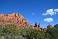 Sedona 23 (Krasivaya Liza) Tags: sedona az arizona out west red rocks cliffs canyon canyons nature natural cliff grateful gratefulness park western arizonan desert