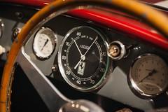 Ferrari (tamson66) Tags: ferrari f125s dashboard classic sportcar museo maranello