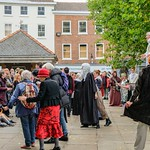 YMPST waggon play performance, St Sampson's Square, 16 September 2018 - 03 thumbnail