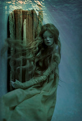 sinking in the ocean of words (dolls of milena) Tags: bjd resin doll popovy sisters bony