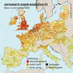 GEFÄHRDETE BODEN-BIODIVERSITÄT (boellstiftung) Tags: bodenatlas boden landwirtschaft nachhaltigkeit eu biodiversität