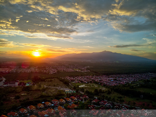 Sunset (HDR Drone)