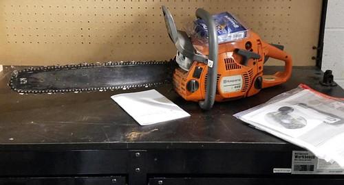 Nice Husqvarna 445 chainsaw ($179.20)