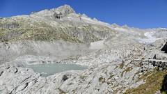 Rhonegletscher Rhône Glacier Glaciar Swiss Alps Switzerland 2018 (roli_b) Tags: rhonegletcher rhone gletscher rhône glacier glaciar furka pass belvedere gletsch mountains berge schweiz suisse suiza svizzera switzerland schweizer alpen swiss alps alpi alpine rotten rottengletscher nature landscape landschaft ice eis schnee