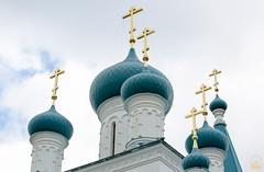30. Престольный праздник свв. мучениц в соборе г. Святогорска 30.09.2018
