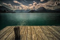 Talloires - Lac d'Annecy - 1 (glassonlaurent) Tags: talloires lac dannecy 74 haute savoie france montagne paysage landscape