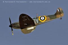 7343 Spitfire N3200 (photozone72) Tags: canon canon7dmk2 canon100400f4556lii 7dmk2 aviation aircraft duxford iwmduxford spitfire warbirds wwii