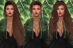 # Mili # 4733 (Mili Miklos (Inventory Mess Blog/Mili Mix)) Tags: mila 7 belleposes catwa cynful dubaievent empire hellodave itgirls league letistattoo limit8 maitreya wasabi hairfair2018