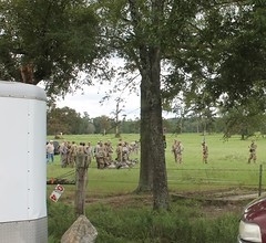 Cadets preparing for AAR_SEP18.jpg (militarysciencealumniclub) Tags: military science alumni club