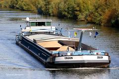 Ergon inland cargo ship (Fabke.be) Tags: ship cargo schelde zingem vlaanderen vlaamseardennen oostvlaanderen boot schip binnenschip