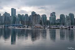 Vancouver (since 1960) Tags: kanada canada britishcolumbia vancouver meer ocean pazifik pacific himmel sky wolken clouds stadt city haus house gebäude building architektur architecture fujifilmxt1