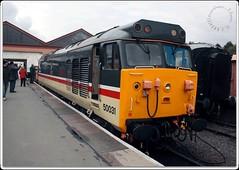 50031 (zweiblumen) Tags: hood 50031 class50 diesel locomotive classic vintage englishelectric severnvalleyrailway class50goldenjubilee canoneos50d polariser zweiblumen