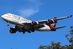 G-VROM - Virgin Atlantic Boeing 747-400 (AndrewC75) Tags: airplane airport airline airliner aviation aircraft atlanta hartsfield jackson international virgin atlantic boeing 747400 b747400 b744 747 jumbo jet