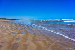 Goolwa Beach (NettyA) Tags: australia encountercoast fleurieupeninsula goolwa goolwabeach sa southaustralia ocean sea sky water waves sand beach patterns