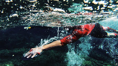 Swimrun Oeil de Verre Grotte Bleue octobre 201700048 (swimrun france) Tags: calanques provence swimming swimrun trailrunning training entrainement france