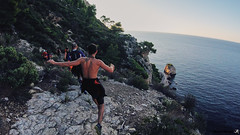 Swimrun Oeil de Verre Grotte Bleue octobre 201700012 (swimrun france) Tags: calanques provence swimming swimrun trailrunning training entrainement france