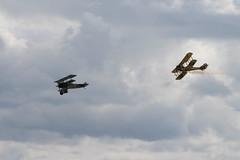 IMG_5226 (routemaster2217) Tags: clactononsea clactonairshow clactonairshow2018 airshow airdisplay aviation aircraft aeroplane bremontgreatwardisplayteam biplane triplane wwi worldwarone worldwar1 greatwar