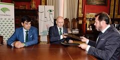 #63Seminci - Firma del convenio de colaboración con Unicaja Banco (03/10/2018) (SEMINCI) Tags: seminci valladolid cine