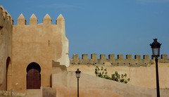 The walls of Meknes, Morocco (Frans.Sellies) Tags: p1090039 meknes morocco maroc المغرب