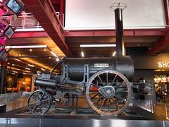 UK - preserved (onewayticket) Tags: steam train railway locomotive loco museum