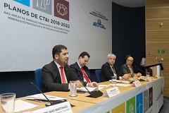31/10/2018 - Planos de CT&I 2018-2022 (mdic.gov.br) Tags: planos cti 2018 2022 mctic mdic cnpq