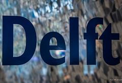 2018 - Delft - Welcome (Ted's photos - For Me & You) Tags: 2018 cropped delft nikon nikond750 nikonfx tedmcgrath tedsphotos vignetting sign