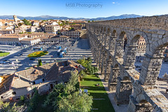 Acueducto de Segovia. Octubre 2018_2 (MSB.Photography) Tags: segovia sony a7iii a7m3 ilce7m3 sonya7iii sonya7m3 samyang samyung12mm acueducto romano romanaqueduct architecture water agua