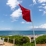 Wailea strong surf Maui Hawaiian island thumbnail