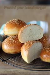 panini per hamburger (cindystarblog) Tags: mtc mtchallenge pane bread sesame sesamo semi seeds