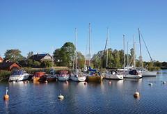 Figeholm (markus_kaeppeli) Tags: morning morgen water wasser ostsee baltic boat schiff sailing segeln