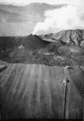 Carl Gwartney Collection Image (San Diego Air & Space Museum Archives) Tags: worldwarii wwii ww2 secondworldwar usaaf aerialphoto aerialphotography aerialphotograph volcano 29th troop carrier squadron