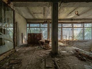 Pripyat - Barbershop