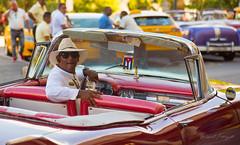 Taxi? (rfabregat) Tags: cuba havana lahabana oldhavana habanavieja taxi classic car man america caribe caribbean travel travelphotography nikon nikond750 d750 cadillac