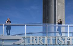 i360 Tourists (grahambrown1965) Tags: britishairways britishairwaysi360 i360 british ricohimagingcompanyltdpentaxk3ii ricoh pentax k3ii pentaxk3ii sigma 1020mm sigma1020mm brighton hove brightonandhove