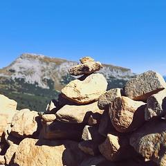 Stoned #vscocam #vsco #mountains #berge #hoherifen #schwarzwassertal #schwarzwasserhütte #fels #rocks #kaiserwetter #kleinwalsertal
