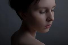 Girl (baneoff) Tags: девушка женщина студия черный ню топлес глаза красота girl woman studio black nude topless eyes beauty view взгляд