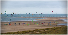Kiteorado (LeonardoDaQuirm) Tags: maasvlakte rotterdam beach sea northsea kite kitesurfing kiteboarding netherlands