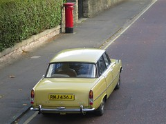 Rover (26) (peter_b2008) Tags: britishleyland bl rover 2000 rmj436j classiccars