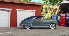 1948 Chevrolet Fleetline AeroSedan (JCarnutz) Tags: 124scale diecast danburymint 1948 chevrolet fleetline aerosedan