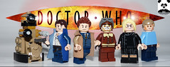 The 10th Doctor (HaphazardPanda) Tags: lego figs fig figures figure minifigs minifig minifigures minifigure purist purists character characters films film movie movies tv show shows toy doctor who dr 10th tenth david tennant dalek captain capt jack harkness brannigan adipose miss foster toby zed the devil