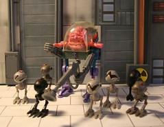 Krang the evil invader from dimension X (Mike's Toy Story) Tags: krang ninjaturtles tmnt playmates retro vintage mousers turtles technodrome retrotoys vintagetoys toys toy ninja cartoon teenagemutantninjaturtles teenage mutant
