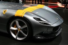 Ferrari Monza SP1 (Clément Tainturier) Tags: 2018 mondial de lautomobile paris autoshow motorshow france mondialdelautomobile salon auto voiture supercar hypercar gt sportscar supercars hypercars show motor ferrari monza sp1 icona 812 superfast v12