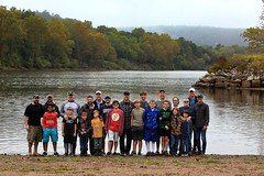 A46A9133 (fullerb) Tags: fishing trip group arkansas river