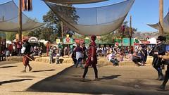 Queen's Parade, NorCal Ren Faire (tiny red warrior) Tags: renaissancefaire norcalrenaissancefaire casadefruta renfaire